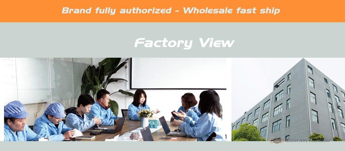 yichitai yqd8008 n95facemask cup protective respirator niosh manufacture