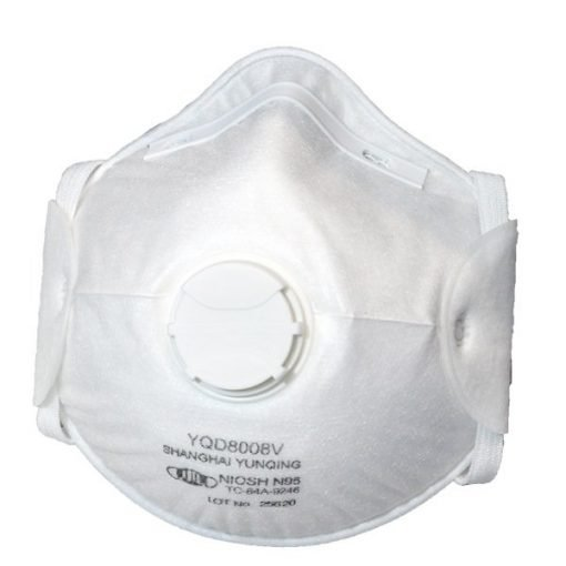 yichitai yqd8008v valved respirator headmounted cup n95 thumb
