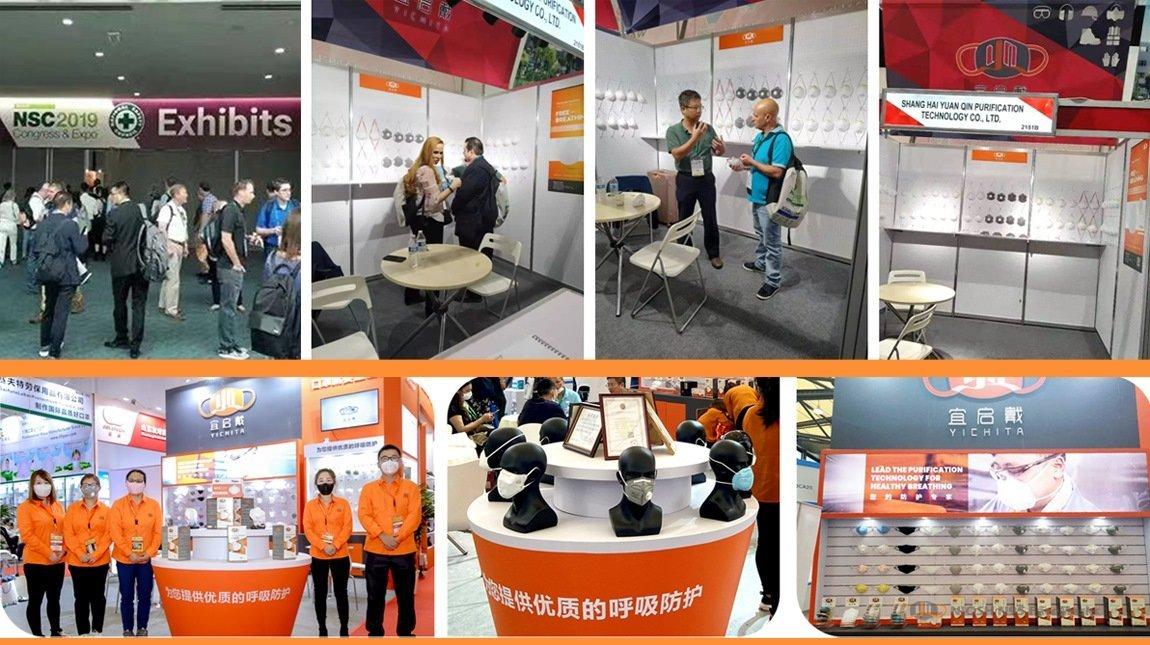 yichitai yqd95 instock protective niosh respirator n95 wholesale