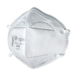 yichitai yqd95 yunqing n95 n95facemask instock folding right view