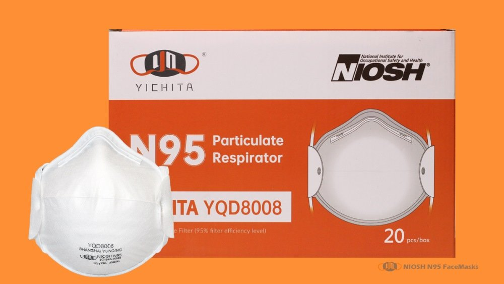 yichitai yqd8008 facemask yunqing original cup genuine particulate box view